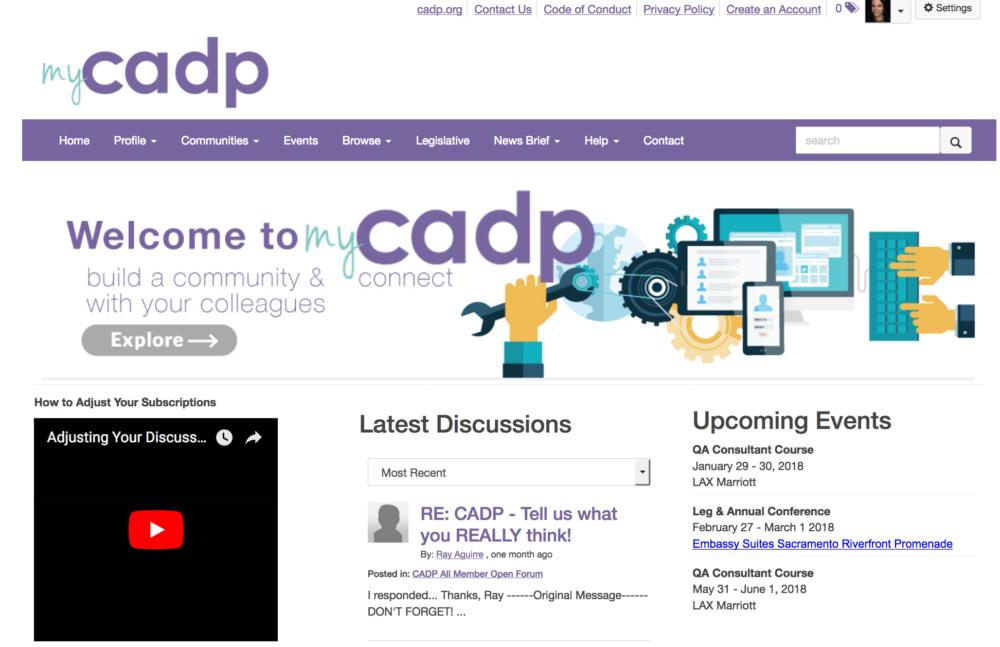 mycadp.org