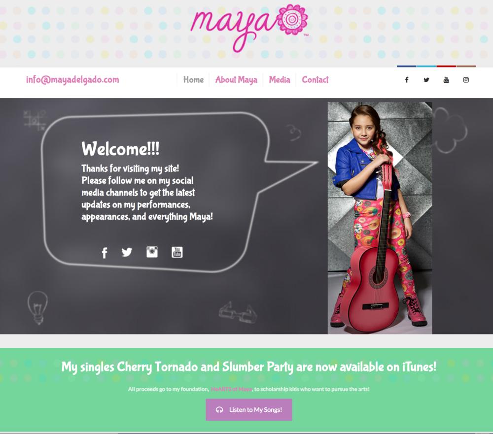 Mayadelgado.com